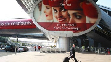 Direct flights from Dubai International to the US are among ten airports subjected to the US change.