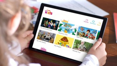 The new Foxtel Kids app makes it easy to manage the way children watch video on your handheld gadgets.