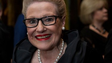 Former speaker Bronwyn Bishop's pension is approximately $255,000 a year.