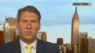 Liberal senator Cory Bernardi spent three months in the US this year.