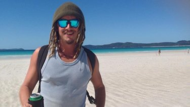 David Gallagher, 24, was found dead at the Omega Festival in northern NSW.
