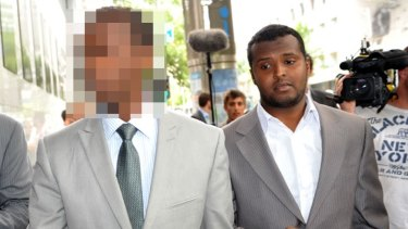 Brighton siege gunman Yacqub Khayre.