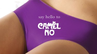 Undie-shame: To camel toe or Camel No, that is the question.