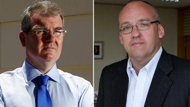 Michael Daley and Luke Foley.