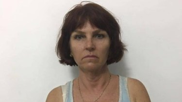 Tammy Davis-Charles was sent back to a Phnom Penh jail to await a verdict.
