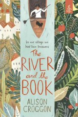 The River and the Book, by Alison Croggon.