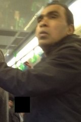 Police are searching for a man who allegedly sexually assaulted two women on a St Kilda Road tram on May 26, 2016. He approached a 30-year-old woman and assaulted her several times between 7.40pm and 8pm, police said. When she moved away from him, he then assaulted another woman before he got off near the Shrine of Remembrance.?