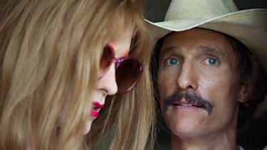 One case involves downloads of the movie <i>Dallas Buyers Club</i>, with Matthew McConaughey and Jared Leto.