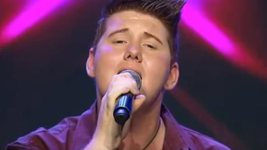 Nathaniel O'Brien: the former X Factor contestant died in car crash.