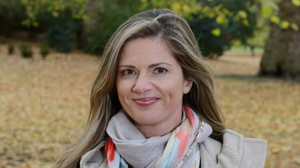 Julia Zemiro, host of Home Delivery.