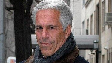 Mystery man: Wall Street financier Jeffrey Epstein.