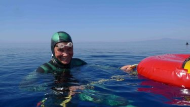Natalia Molchanova, 53, was widely regarded as the greatest free diver in history.