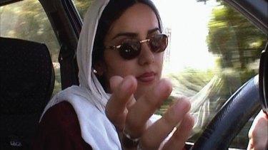 A still from Iranian Kiarostami's 2003 documentary Ten.