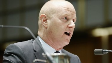 CBA chief executive Ian Narev admits the bank has made mistakes, and it will be open about these.
