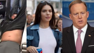 United passenger, Kendall Jenner, Sean Spicer: it hasn't been a good week for PR.