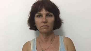 Melbourne nurse and fertility specialist Tammy Davis-Charles appeared in court on Tuesday.