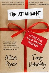 The Attachment by Ailsa Piper and Tony Doherty.