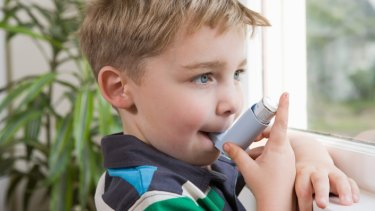 The app could be useful in diagnosing asthma, which a study has suggested is often over diagnosed in children.