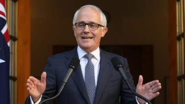Critics say Malcolm Turnbull has rewarded those who switched from Tony Abbott, with particular bitterness directed to the right-aligned Michaelia Cash.