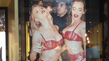 Thousands are petitioning against Honey Birdette's advertising.