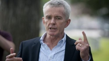 One Nation Senator Malcolm Roberts spoke in favour of Pauline Hanson during the Four Corners episode, which provided balance.