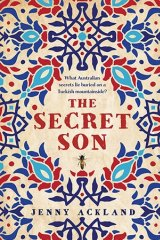 The Secret Son by Jenny Ackland.