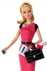 Mattel's latest release, Entrepreneur Barbie.