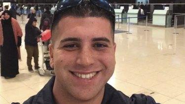 Saif Jouda, 23, was shot dead at Horsley Park on April 23, 2015.