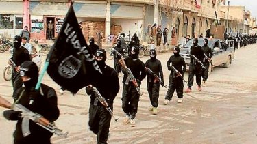 IS is not a conventional army or even a structured terrorist organisation but a movement to which people recruit themselves.