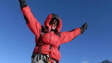 Dr Maria Strydom died as she climbed down Mount Everest.