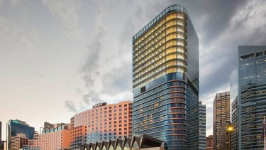 Multiplex has completed the rejuvenation of Darling Harbour, delivering M&L Hospitality's redevelopment of 161 Sussex Street.