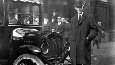 Was Henry Ford with his Model T an early incarnation of today's tech giants?