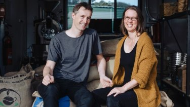 Brad and Nina Bradshaw launched their business three years ago.