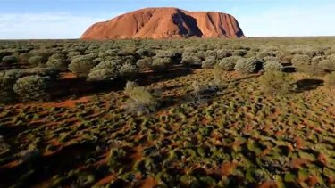 Uluru's traditional owners ask that visitors not climb the rock.
