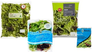 In February, Coles recalled  pre-packed lettuce products after cases of salmonella infection potentially linked to the products.