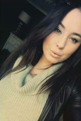 Hope Carnevali, 20, died on her front lawn waiting for an ambulance.