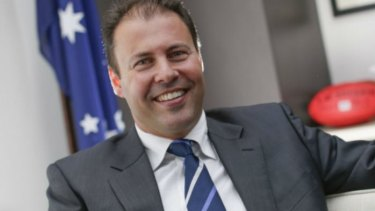 Holder of the 'holy grail': Josh Frydenberg.