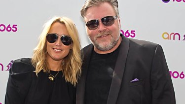 Five more years of Kyle and Jackie O on KIIS 106.5.