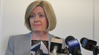 Lord Mayor Lisa Scaffidi has refused to step down.