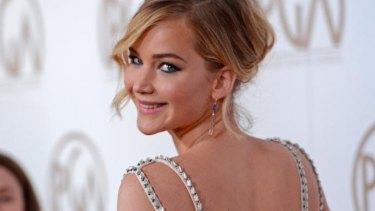 Jennifer Lawrence (above) is 'annoying' says Chloe Sevigny.