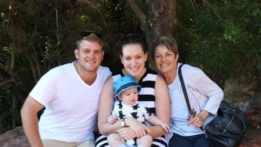 Linda Oppel has lived in Perth with her family since 2011.