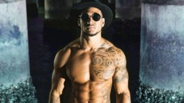 Stuntman Johann Ofner died after he was shot in the chest during filming for a Bliss n Eso music video in Brisbane.