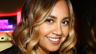 Jessica Mauboy has her first major TV role in <i>The Secret Daughter</i>, written especially for her.