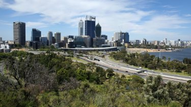 We are lucky to call Perth our home.