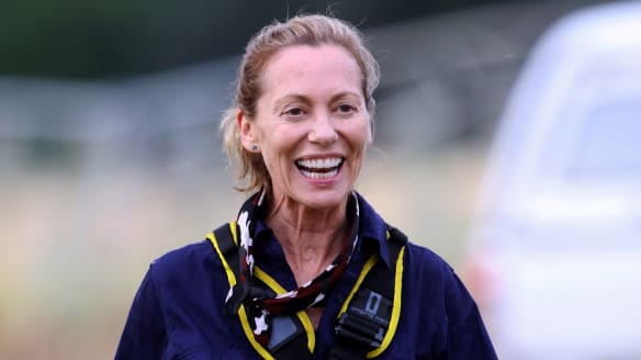 Actor Kerry Armstrong features in <i>I'm a Celebrity … Get Me Out of Here!</i>