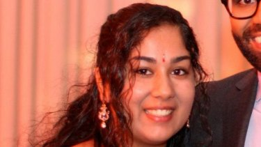 Nikita Chawla  was murdered by her partner Parminder SIngh in January.