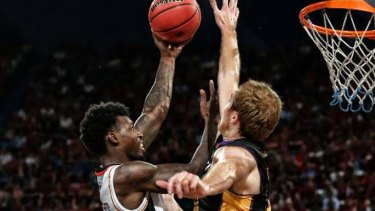 High-flying import Casey Prather is in doubt for the Perth Wildcats.