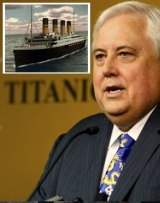 The official status of the Titanic II has become increasingly unclear.