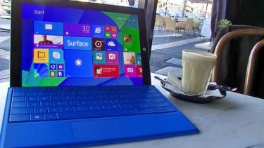 Microsoft is expected to release a new version of its Surface 3 tablet device next month.
