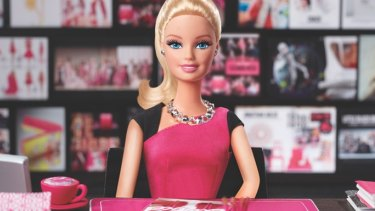 """Entrepreneur Barbie """"is ready for the next big pitch"""", but body image experts say she's just the same old stereotype."""